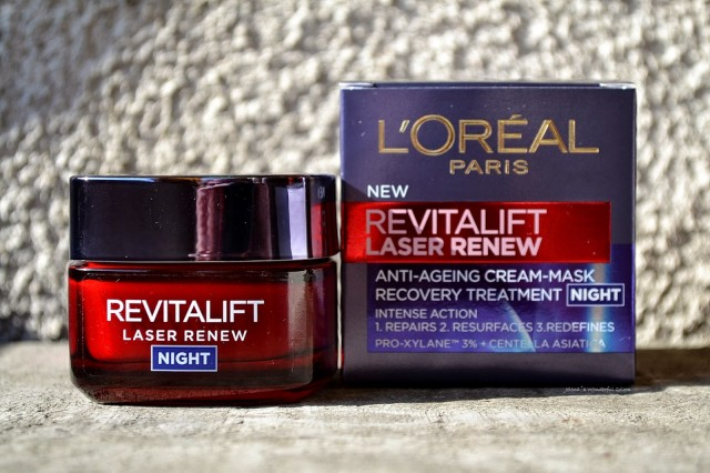 L´Oreal Revitalift Laser Renew Night
