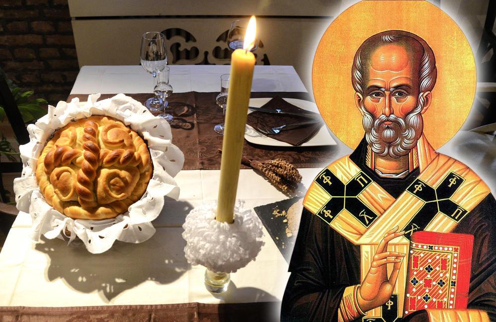 Danas pravoslavni vernici slave SVETOG NIKOLU! Procitajte sta je strogo zabranjeno na danasnji dan