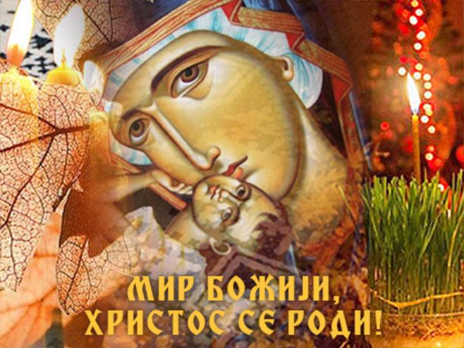 MIR BOŽJI, HRISTOS SE RODI! Pravoslavci slave rođenje Isusa Hrista! OVO SU NAJSVETIJI SRPSKI OBIČAJI!