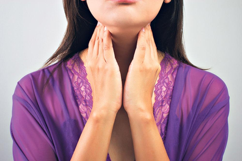 Ovi znaci pokazuju da vaša stitna zlezda ne radi kako treba!