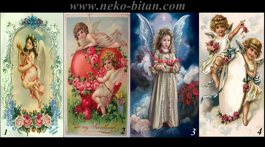 Izaberite najlepšeg andjela i otkrijte tajnu svoje sreće i blagostanja