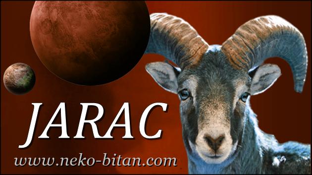 JARAC je veliki EMOTIVAC. Svoje NAJDRAŽE čuva kao MALO VODE NA DLANU i za njih je spreman da da i POSLEDNJU KAP KRVI!