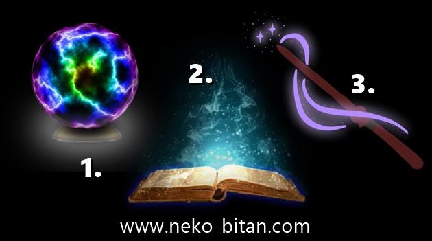 Izaberi jedan SIMBOL MAGIJE i saznaj da li ćeš dočekati SREĆU KAKVU ZASLUŽUJEŠ!