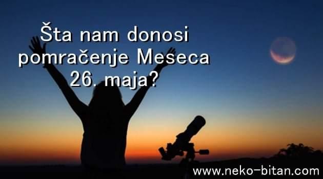 POMRAČENJE MESECA desiće se 26. MAJA i Jarcu, ali i još nekim znacima, doneti FILMSKU LJUBAV!
