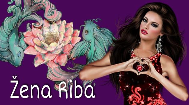 Žena RIBA: Samo BOG ZNA koliko ova žena ISKRENO i JAKO ume da VOLI!